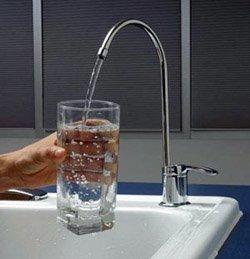 Установка фильтра очистки воды город Новоалтайск