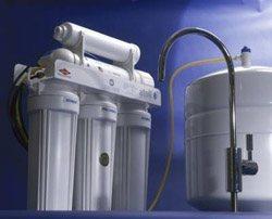 Установка фильтра очистки воды в Новоалтайске