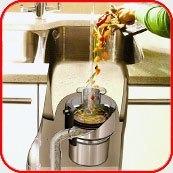 Картинка. Установка измельчителя пищевых отходов в квартире, коттедже или офисе в Новоалтайске